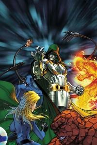 Fantastici 4 vs Dottor Destino