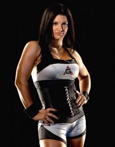Gina Carano, campionessa arti marziali miste (MMA)