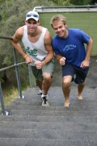 Fare le scale