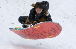 bambino neve